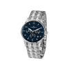 JACQUES LEMANS London Stainless Steel Chronograph 1-1654ZG