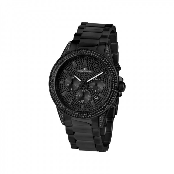 Jacques Lemans 1-2051D La Passion chrono Unisex