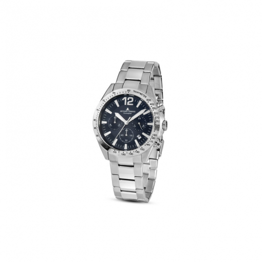 Jacques Lemans Aktion Stainless Steel Chronograph 42-5E