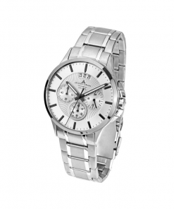 Jacques Lemans Men's Watch Stainless Steel Bracelet Quartz 1-1542P