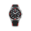 Swiss Military By Chrono Men's Watch Analogue Quartz Rubber Black SM34015.06